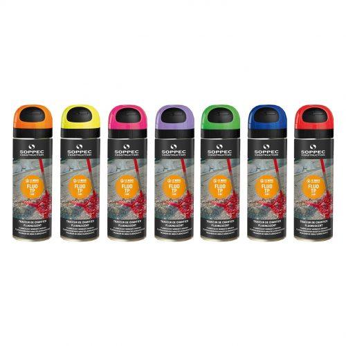 SOPPEC FLUO TP fluoreszcens jelölőfesték